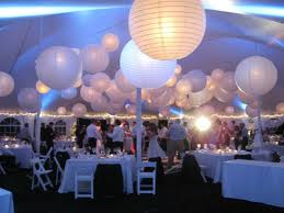 9. Paper Lantern Decorations For The Simple Glow
