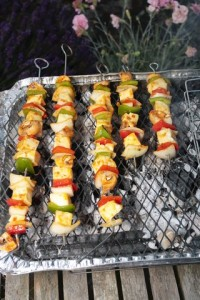 9. Summer is BBQ Time