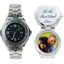 1. Personalized Keepsake Watch