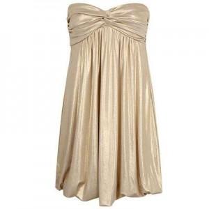1. Strapless Dress