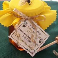 10. Little Bees on Honey