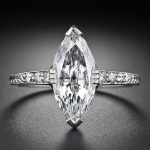 10. Marquise Ring