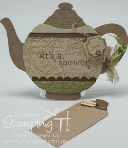 10. Tea Party Shower