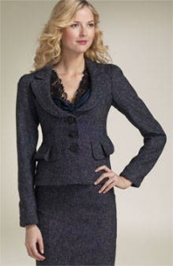 10.Smart Daytime Wedding Outfit