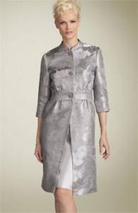 3. Dress with Matching Jacket