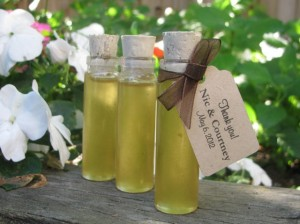 3. Vials of Honey