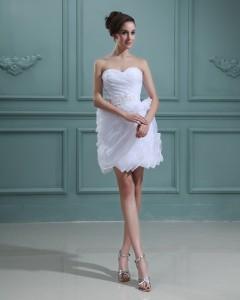 4. Taffeta Sleeveless Dress