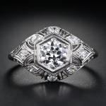 5. Diamond Style Ring