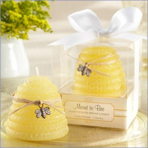 8. Beehive Candles