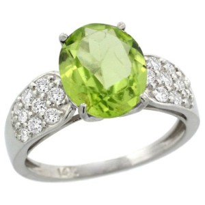 14k-White-Gold-Peridot-Engagement-Ring