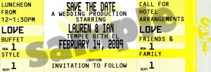 2009 Save The Date Two398W