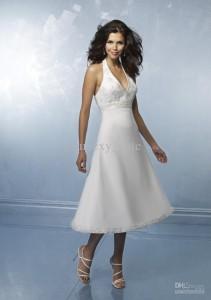 2013-hottest-sexy-tea-length-wedding-dresses