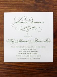 Hunter-Green-Formal-Script-Wedding-Rehearsal-Dinner-Invitations-768x1024