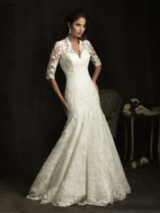 all-Lace-Wedding-Dress-with-Sleeves