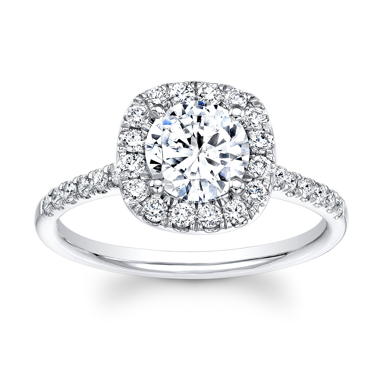 Ten Amazing White Sapphire Engagement Rings – BestBride101