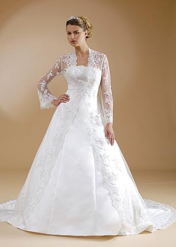 wedding dress with long lace sleeves ten dazzling sleeve wedding dresses bestbride101 9282