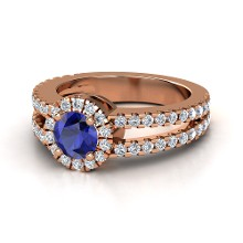 roundsapphire-14k-rose-gold-ring-with-diamond