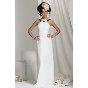 simple-sheath-halter-floor-length-chiffon-wedding-dress-for-bride