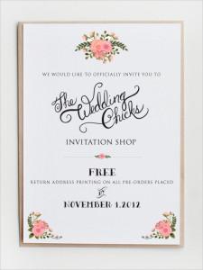 weddingchicksinvitaitons