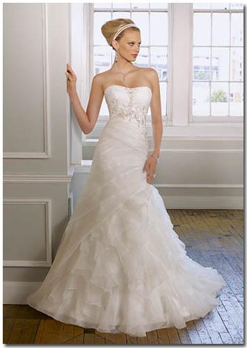 Mori Lee Julietta Plus Wedding Dress 1614
