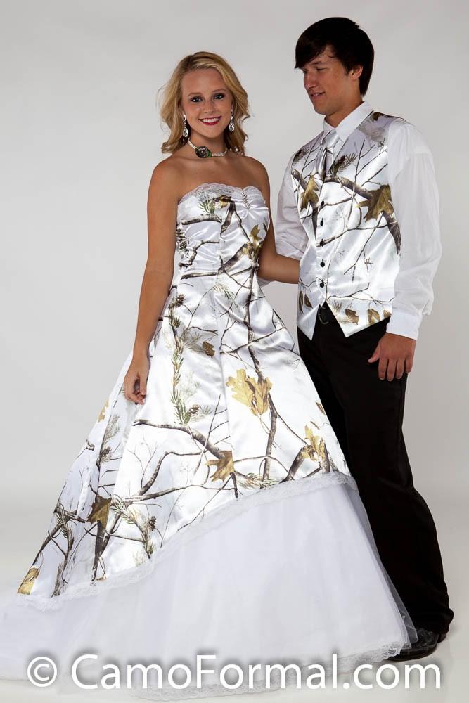 country camo wedding dresses | Wedding