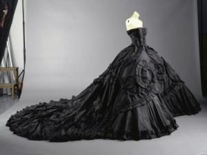 black-wedding-dresses