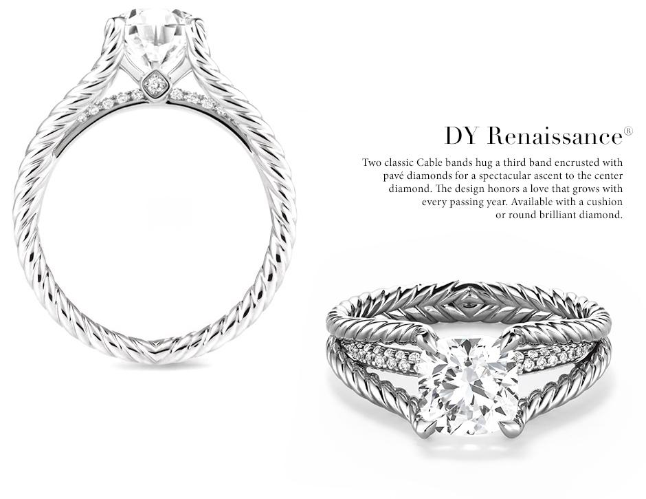 10 Reasons to Choose David Yurman Engagement Rings ...