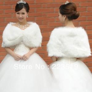 Wholesale-bridal-shawl-Longhaired-shawl-Warm-winter-font-b-cloak-b-font-font-b-Wedding-b