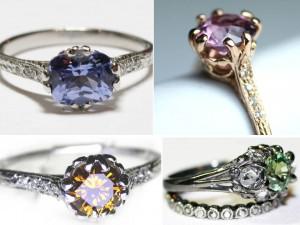 non-diamond-engagement-rings-2011-sapphire-royal-wedding-inspired-original