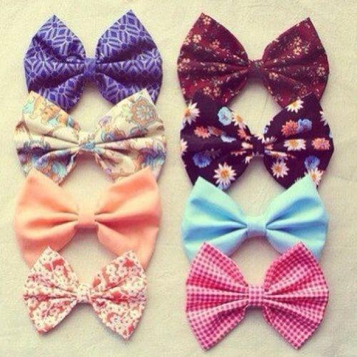 hair ties flower girl gifts