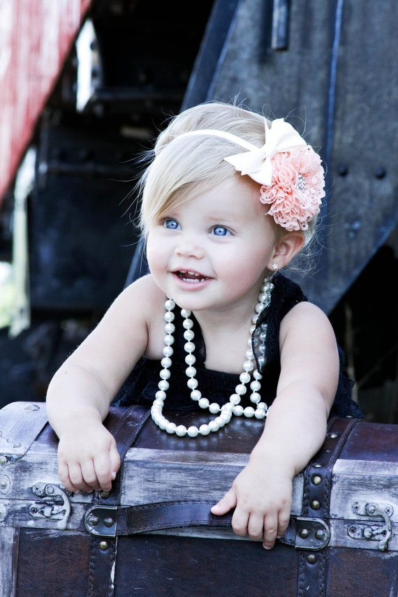 pearls flower girl gifts