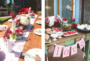 bridal shower themes for summer