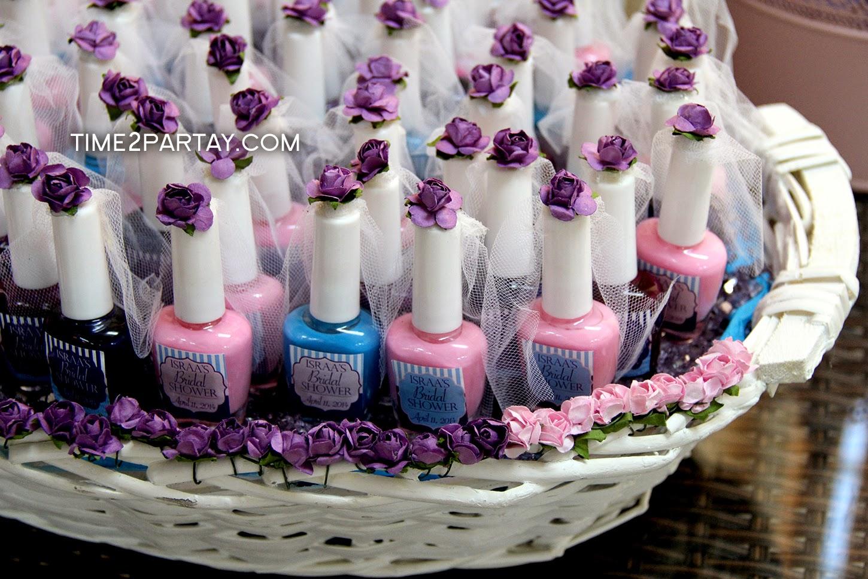 bridal shower party favors diy of wedding blog