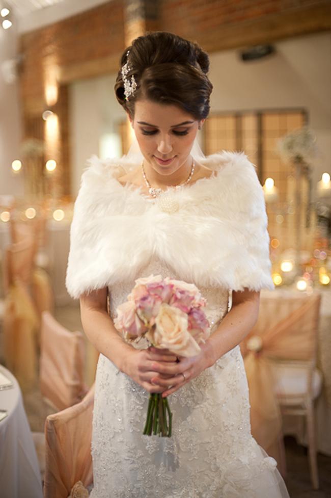 behind-the-scenes-on-a-vintage-winter-wedding-shoot-fur