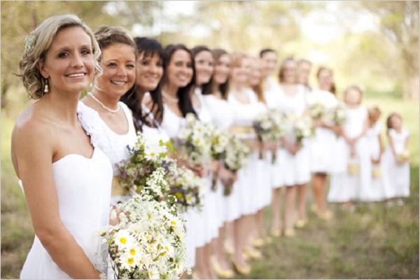 daisy wedding ideas