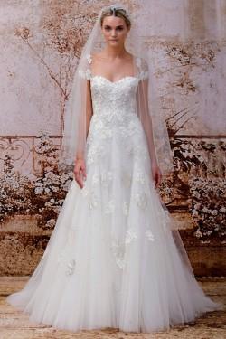 Lhuillier Bridal Dresses